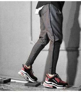 Παντελόνι ανδρικό stripes OT7010