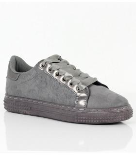 Sneakers γυναικεία κορδέλα 16552