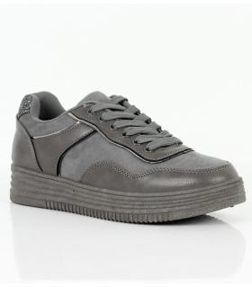 Sneakers γυναικεία με glitter 85252