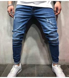 Παντελόνι jean ανδρικό slash B1001