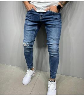 Παντελόνι jean ανδρικό slash B1119