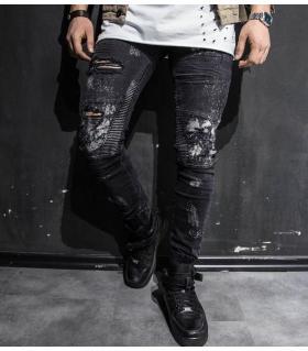 Παντελόνι jean B3023A