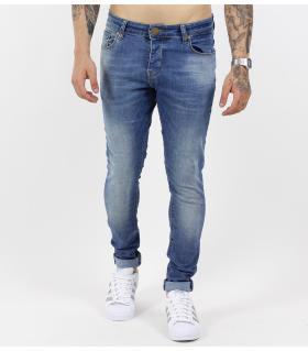 Παντελόνι jean πεντάτσεπο B3312