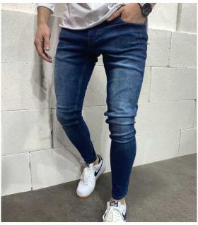 Παντελόνι jean ανδρικό slimfit B4821