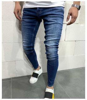 Παντελόνι jean ανδρικό slimfit B5003