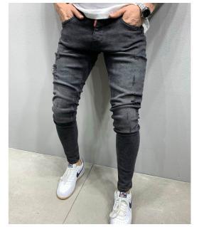 Παντελόνι jean ανδρικό slash B5038