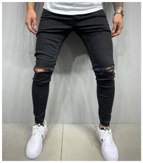 Παντελόνι jean ανδρικό slash B5456