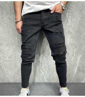 Παντελόνι jean ανδρικό slash B6101