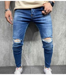 Παντελόνι jean ανδρικό slash B6250