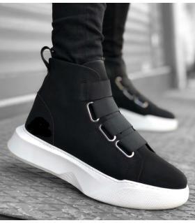 Μποτάκια Sneakers ανδρικά double BA142