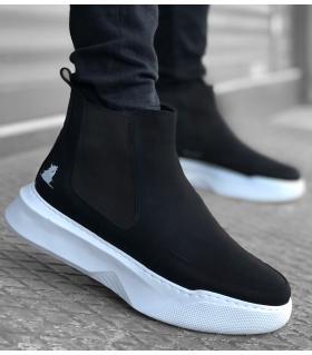 Μποτάκια Sneakers ανδρικά double BA150