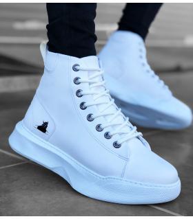 Μποτάκια Sneakers ανδρικά double BA155