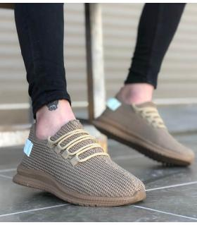 Sneakers ανδρικά με κορδόνια BA167
