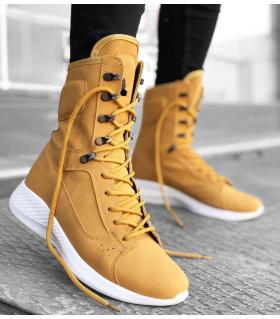 Μποτάκια Sneakers ανδρικά double BA600