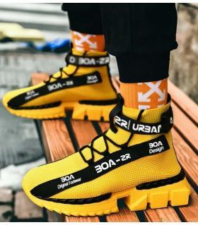 Μποτάκια Sneakers ανδρικά double BA700
