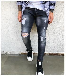 Παντελόνι jean ανδρικό slash BL1036