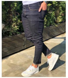 Παντελόνι jean ανδρικό BL1143