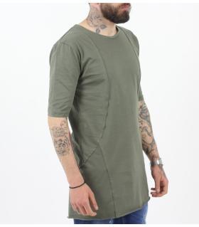 Tshirt long ανδρικό maximos BL11804