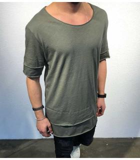 Oversized ανδρικό T-shirt BL11806