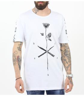 Tshirt ανδρικό the flower BL11823