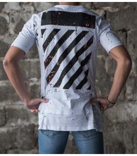 Tshirt ανδρικό long BL11825