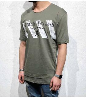 Tshirt ανδρικό long BL11831