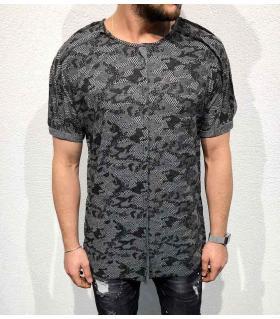 T-shirt ανδρικό εξώραφα BL11845