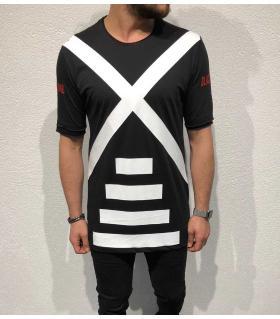 Oversized ανδρικό T-shirt BL11859