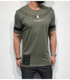 T-shirt ανδρικό - over - BL11869