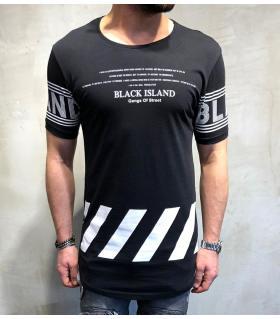 T-shirt ανδρικό - blck - BL11870