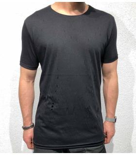 Destroyed T-shirt ανδρικό BL11872