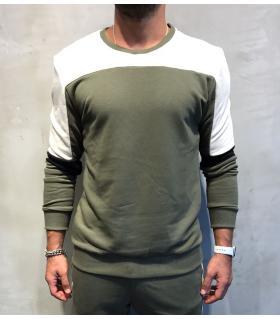 Μπλούζα φούτερ ανδρική BL18051B