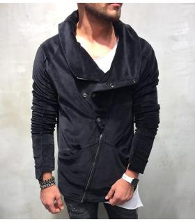 Jacket suede ανδρικό BL18058