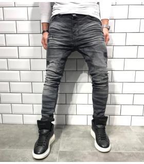 Παντελόνι jean ανδρικό slash BL1816