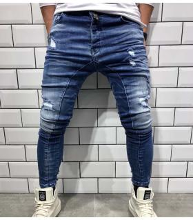 Παντελόνι jean ανδρικό slash BL1845