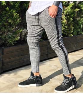 Παντελόνι ανδρικό stripe BL1911