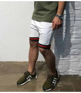 Βερμούδα ανδρική stripes cotton BL1920