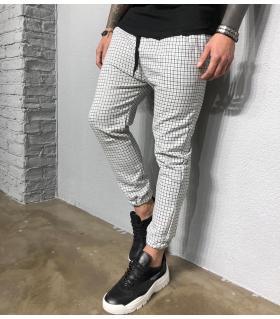 Παντελόνι ανδρικό καρό BL22059