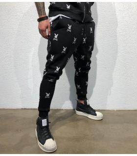 Παντελόνι φόρμας playboy BL22098A