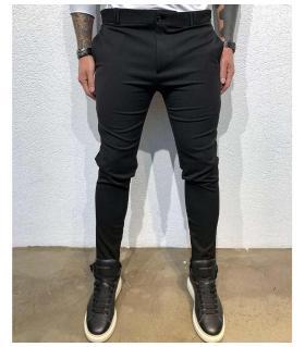 Ανδρικό παντελόνι slimfit φερμουάρ BL22112