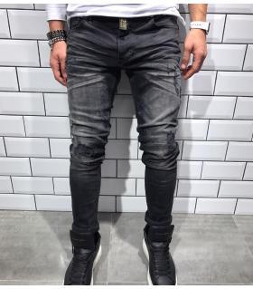Παντελόνι jean ανδρικό slash BL3152