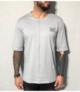 T-shirt ανδρικό μονόχρωμο BL31906