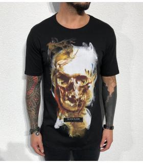 T-shirt ανδρικό -skull- BL31913