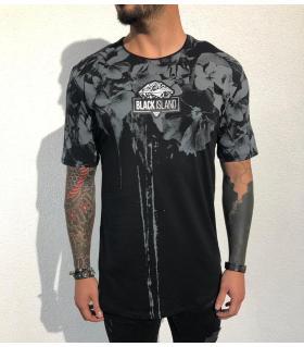T-shirt ανδρικό -flowers- BL31919