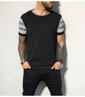 T-shirt ανδρικό -μαίανδρος- BL31924