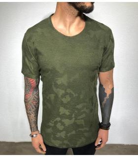 T-shirt ανδρικό camo style BL31933