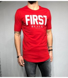 T-shirt ανδρικό - first - BL31939