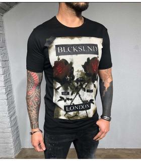 T-shirt ανδρικό - roses - BL31988