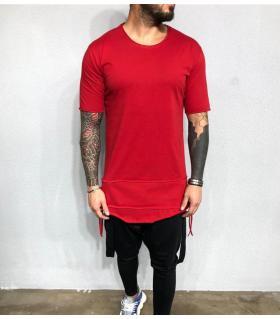 T-shirt ανδρικό κορδόνι BL32014