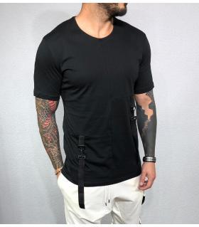 T-shirt ανδρικό ιμάντες BL32015